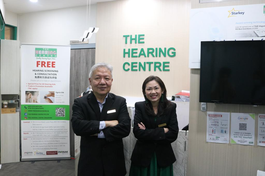 Hearing Aids Provider in Singapore