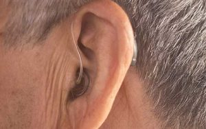 Receiver-In-Canal Hearing Aids