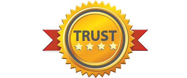 trust badge