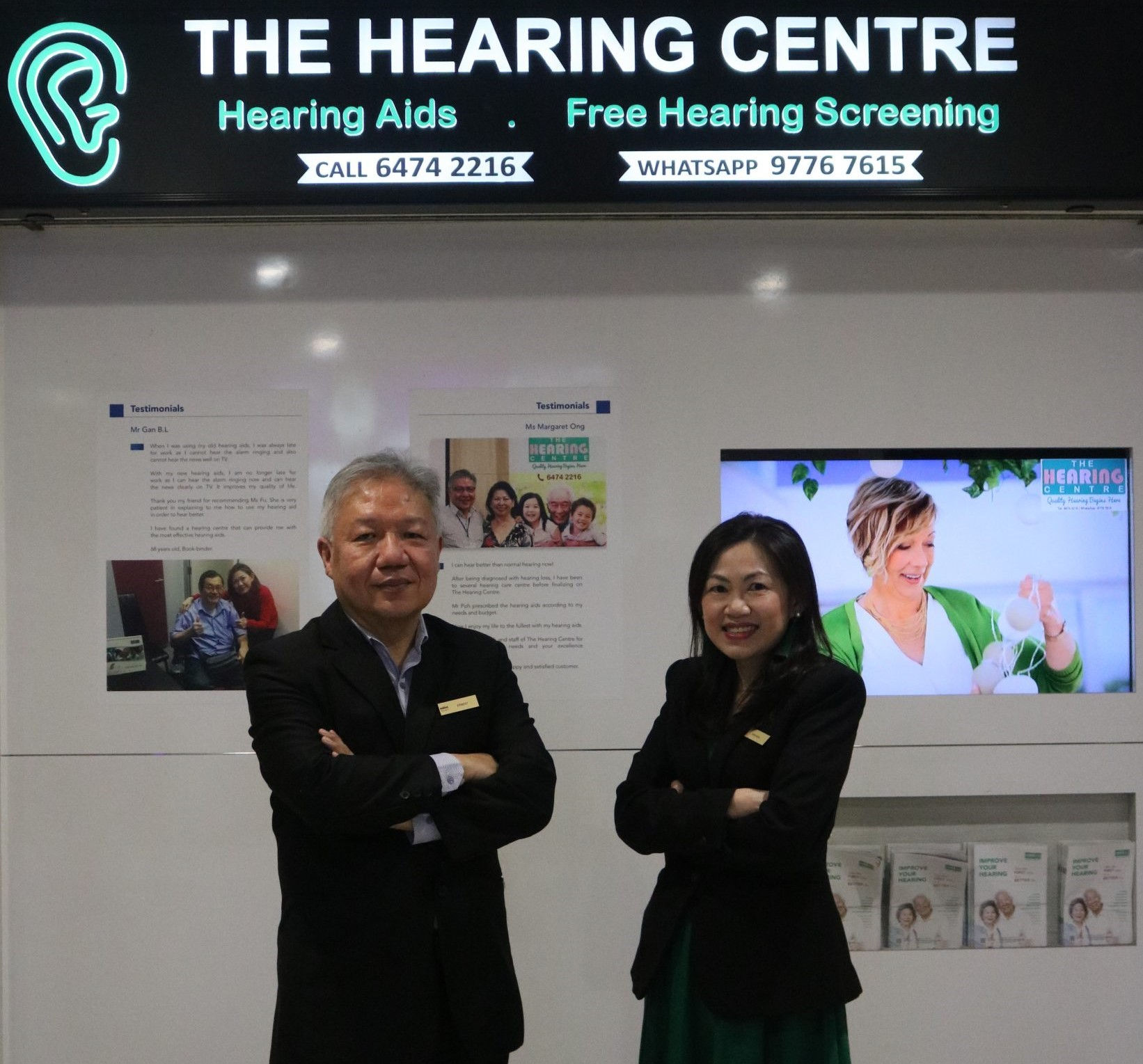 The Hearing Centre -Providing the Best Hearing Aids in Singapore